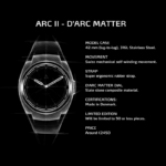 ARC II specs