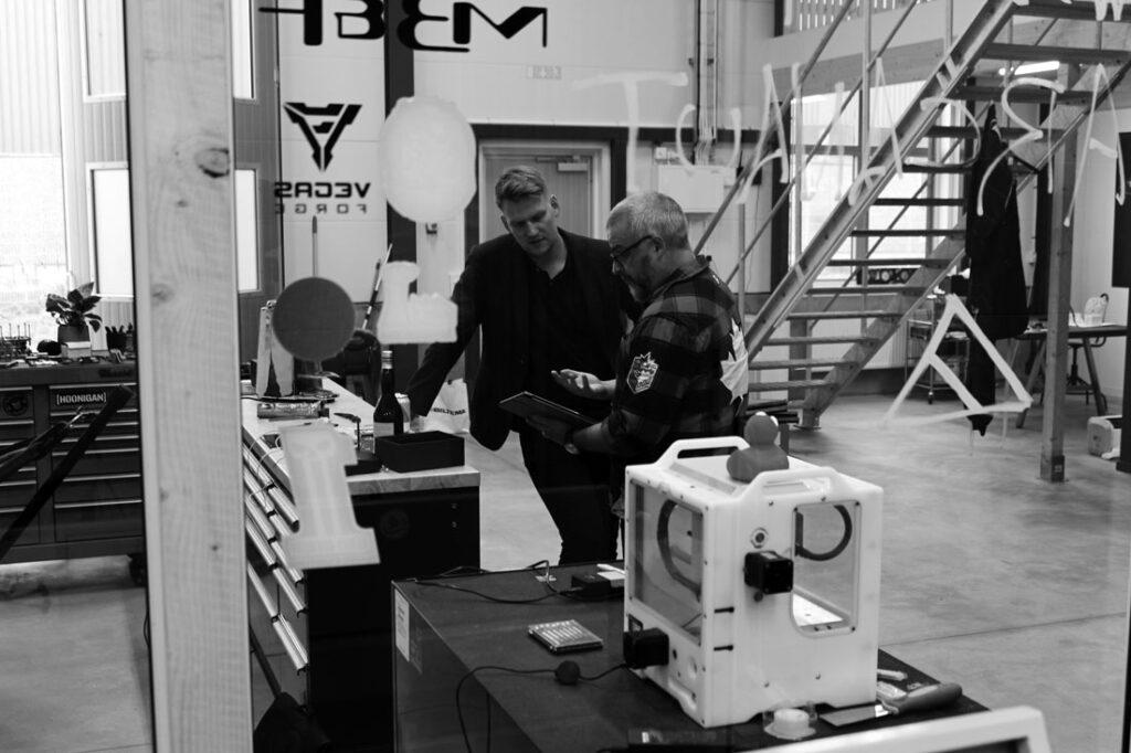 Anders Brandt & James Thompson (Black Badger) - Arcanaut workshop
